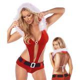 Bodysuit Santa