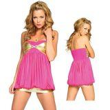 Розово-золотое платье по оптовой цене