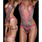 Body print leopard