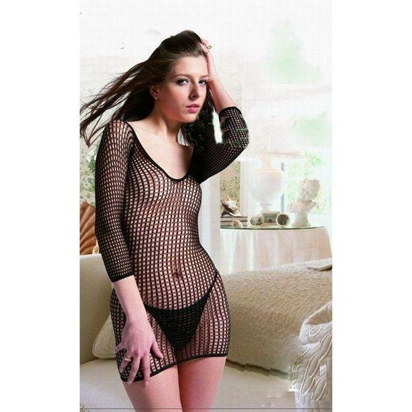 Сатиновое мини-платье сетка