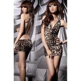 Леопардовое платье цена фото