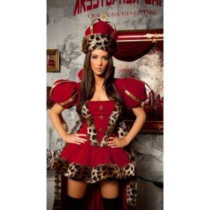 Карнавальный костюм - Королева - * Большие размеры