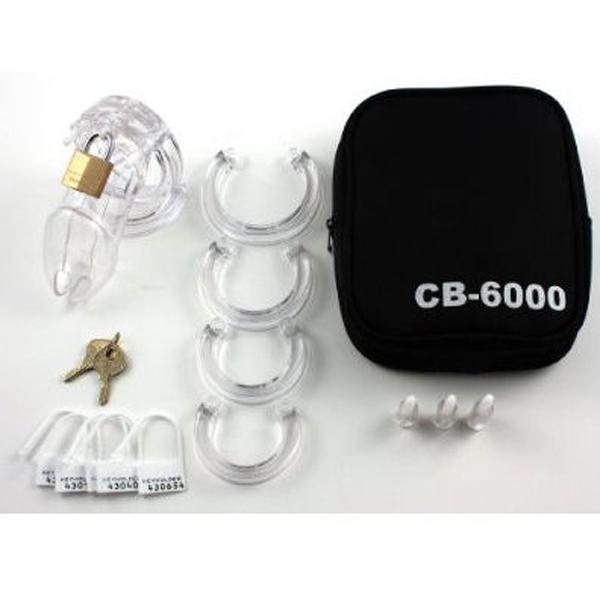 Male chastity belt CB-6000. Артикул: IXI13300