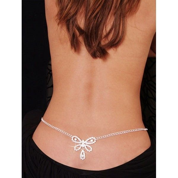 Delicate decoration for the waist