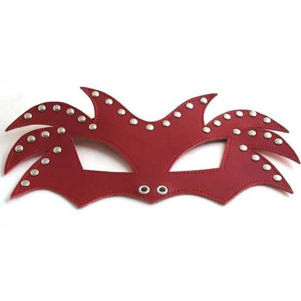 Красная маска дракона