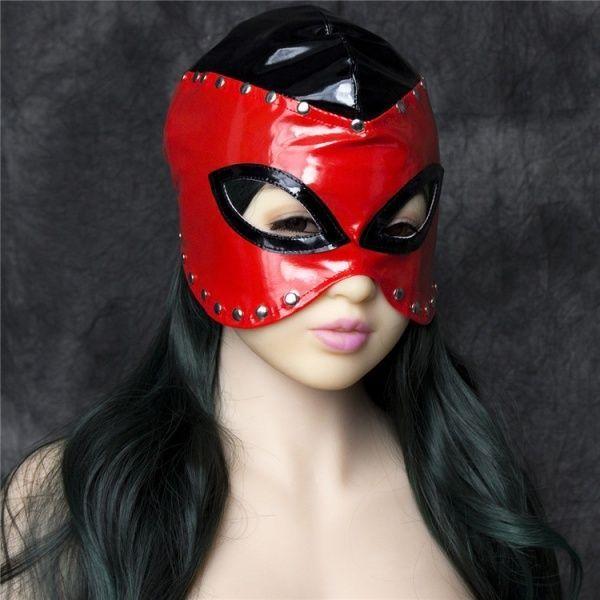 Двухцветная маска