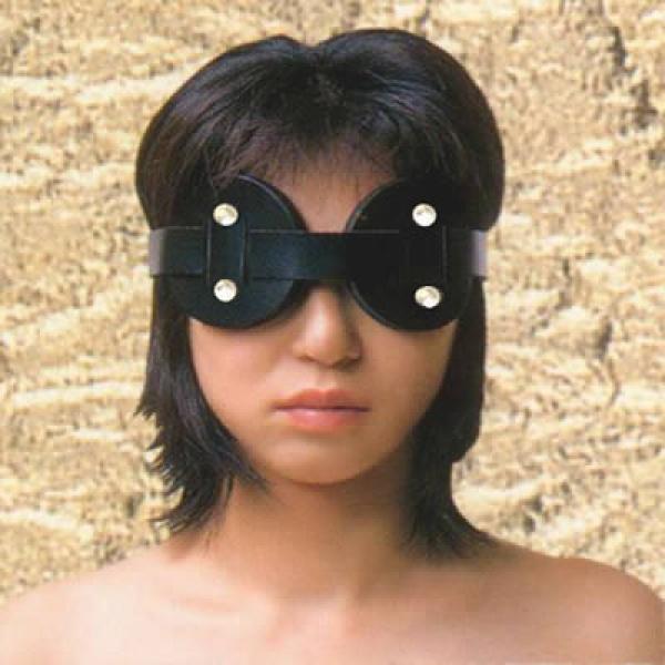 Black eye mask. Артикул: IXI13593