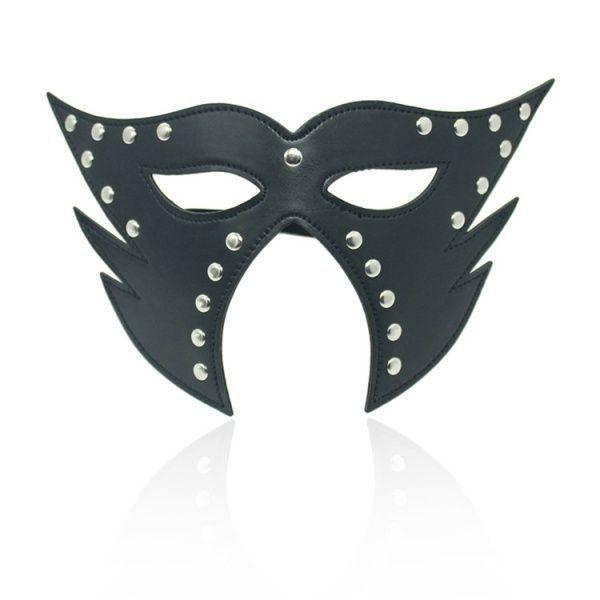 BDSM (БДСМ) - Черная маска кошки