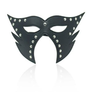 Black cat mask. Артикул: IXI13603