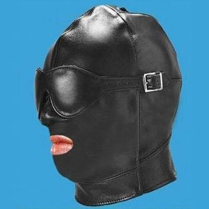 SALE! Leather mask