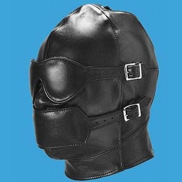 BDSM (БДСМ) - Черная сексуальная маска