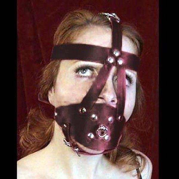 BDSM (БДСМ) - Мягкий резиновый намордник