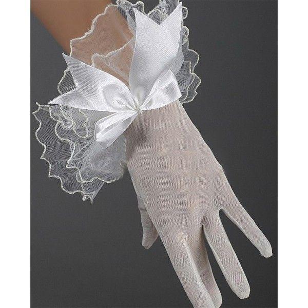 Купить онлайн Атласные перчатки черного цвета фото цена акция распродажа