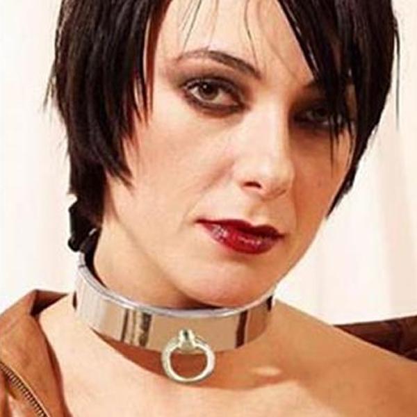 Beautiful metal collar female. Артикул: IXI13853