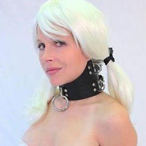 wide leather dog collar. Артикул: IXI13857