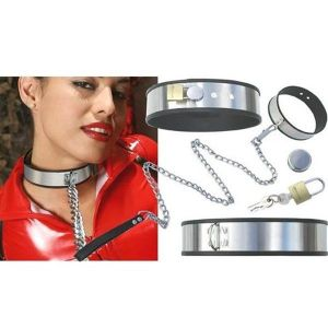 Modern steel collar. Артикул: IXI13891