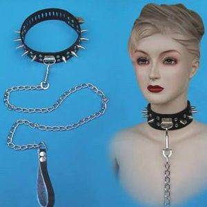 Sexy studded collar