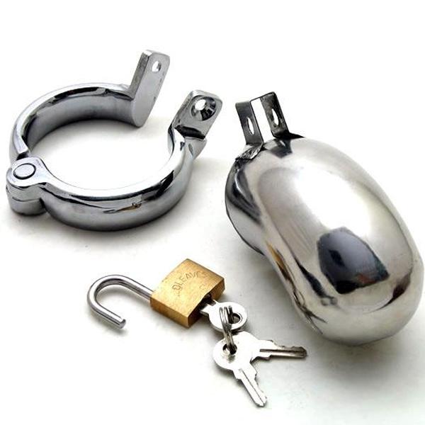 BDSM (БДСМ) - <? print Стальной пояс верности закрытый; ?>