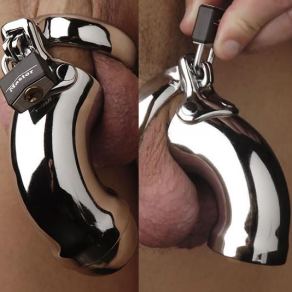 BDSM (БДСМ) - <? print Мужской пояс целомудрия; ?>