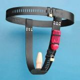 SALE! Black female chastity belt