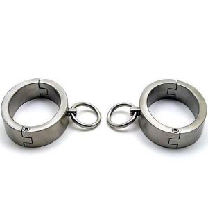 Female handcuffs stainless steel