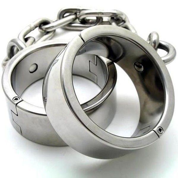 BDSM (БДСМ) - Стальные наножники для мужчин и женщин