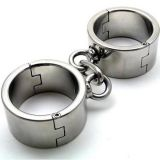 Steel handcuffs for women and men