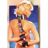 BDSM (БДСМ) - Кожаный черный бондаж