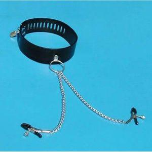 Leather collar. Артикул: IXI14351
