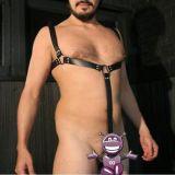 BDSM (БДСМ) - Английская черная упряжка
