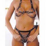 БДСМ - Металлический костюм-бикини
