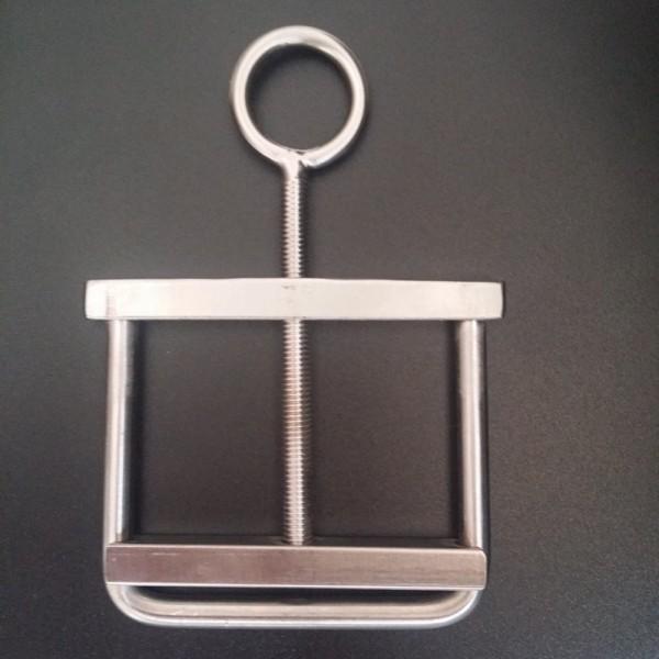 Steel retainer on the penis. Артикул: IXI14416