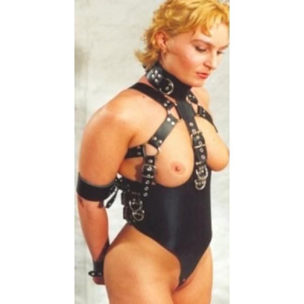 BDSM (БДСМ) - <? print Черный женский бондаж; ?>