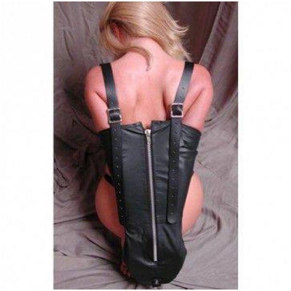 BDSM (БДСМ) - <? print Черный бондаж с молнией; ?>