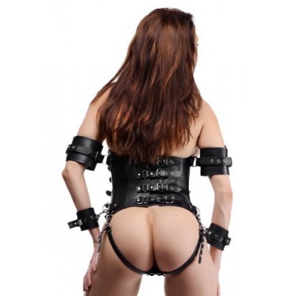 BDSM (БДСМ) - <? print Бондаж для тела для сексуальных игр; ?>