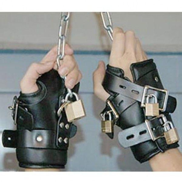 BDSM (БДСМ) - Поддерживающие ремни для запястья