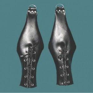 Мужские перчатки-фиксаторы