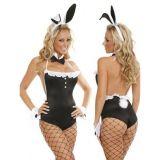 Сексуальный костюм кролика -