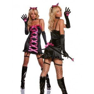 Midnight Kitty Costume