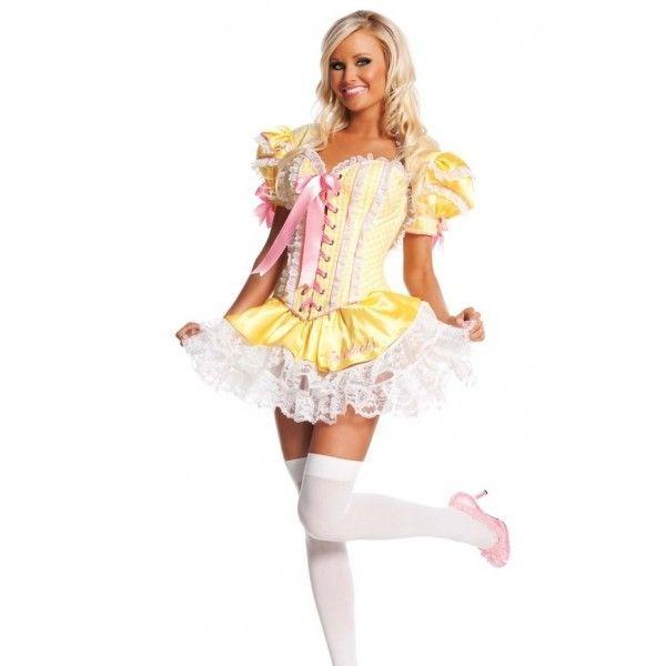 Сказочный костюм принцессы