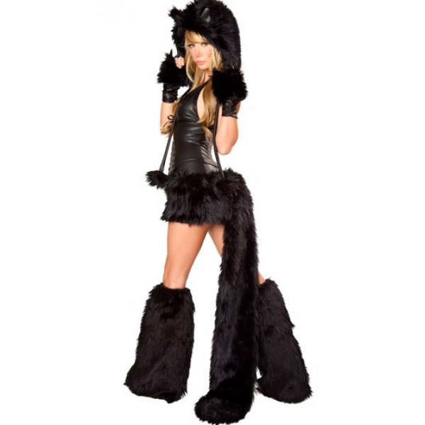 Costume black cat. Артикул: IXI14719