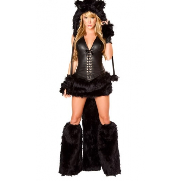 Costume black cat. Артикул: IXI14719
