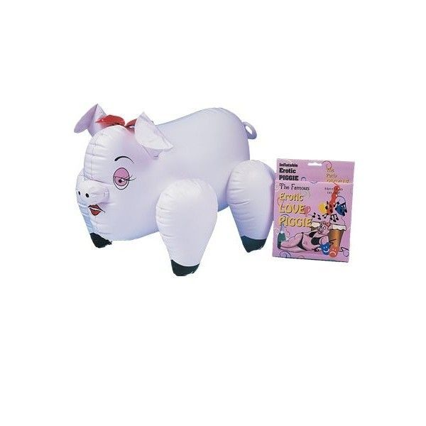 РАСПРОДАЖА! Надувная свинка PVC Inflatable Piggie