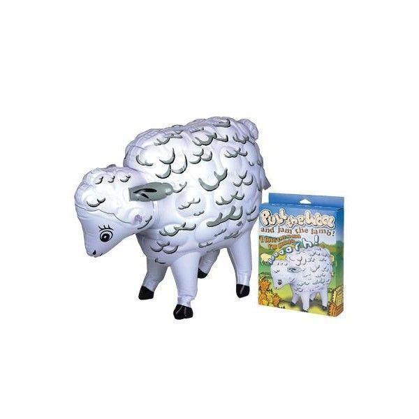 РАСПРОДАЖА! Надувная овечка PVC Inflatable Sheep