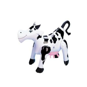 Inflatable cow PVC inflatable Blow up Cow. Артикул: IXI14738