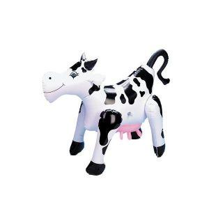 РАСПРОДАЖА! Надувная коровка PVC inflatable Blow up Cow