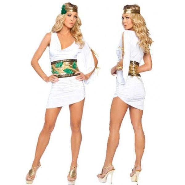 Маскарадный костюм - Греческая принцесса