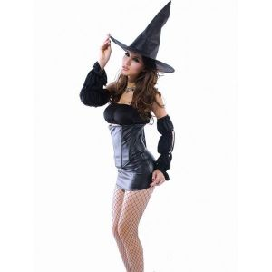 Fancy dress - Witch-seductress. Артикул: IXI14784