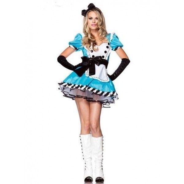 Карнавальный костюм Очаровательная Алиса.