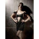 Сексуальное черное мини-платье по оптовой цене